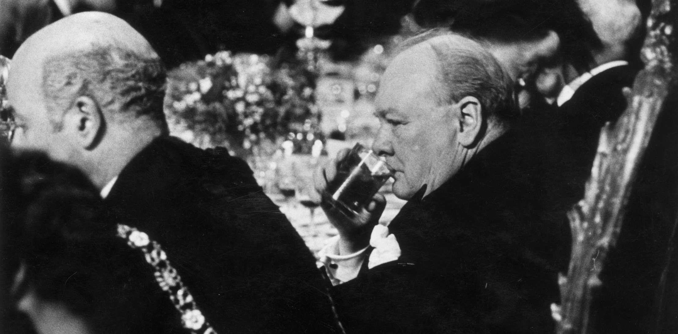 Быть Уинстоном Черчиллем