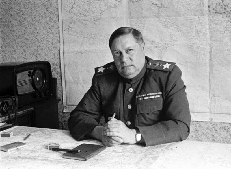 Советские командиры. Федор Иванович Толбухин