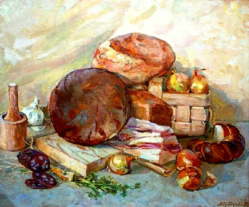 С ложкой по миру: история и традиции украинской кухни