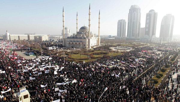 Подборка массовых протестов мусульман