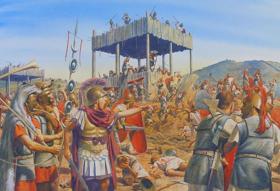 a brief picture of roman life during the first triumvirate in the play julius caesar Julius caesar: julius caesar the first triumvirate and the even by contemporary greek and roman standards it was rumoured that during his first visit to the.