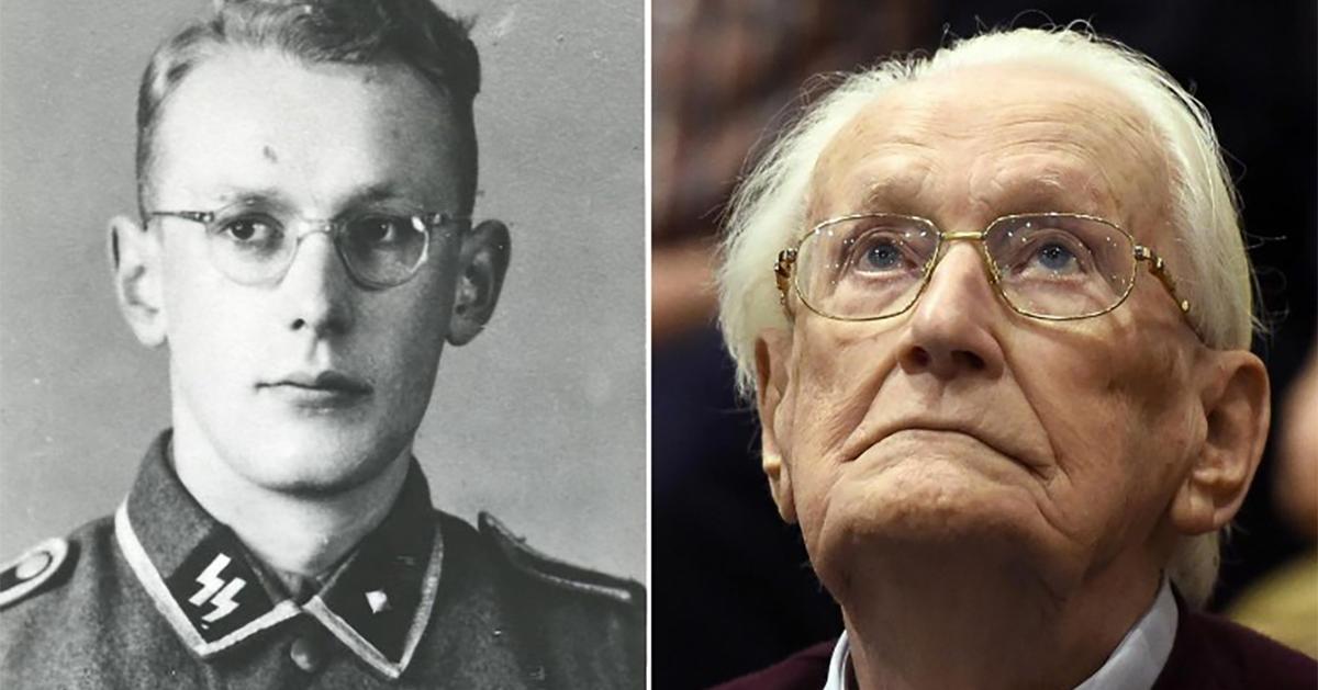 Суды над стариками-нацистами: спустя 70 лет после войны