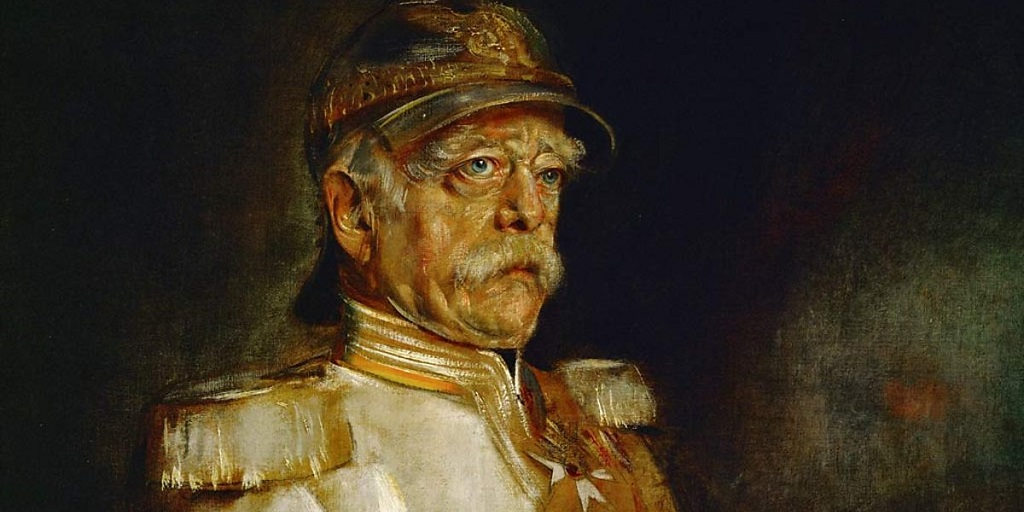 a biography of otto von bismarck the founding father of germany