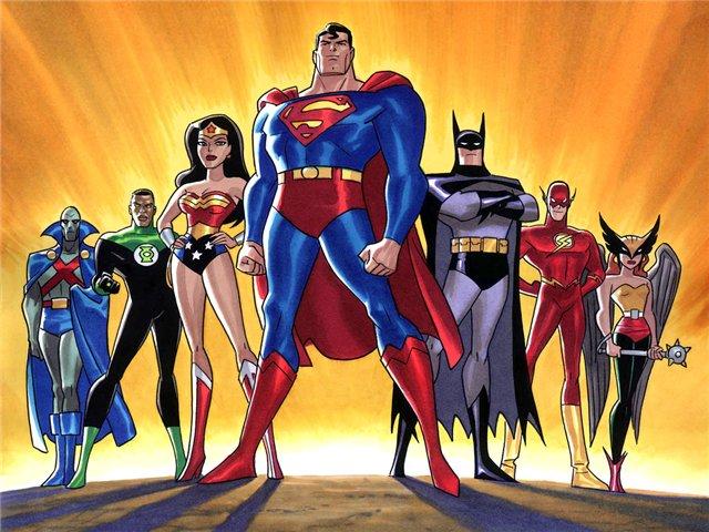 Картинки всех супергероев и рисунки