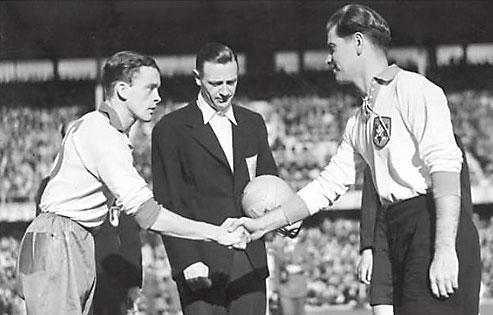 Немецкий футбол в 1936 году