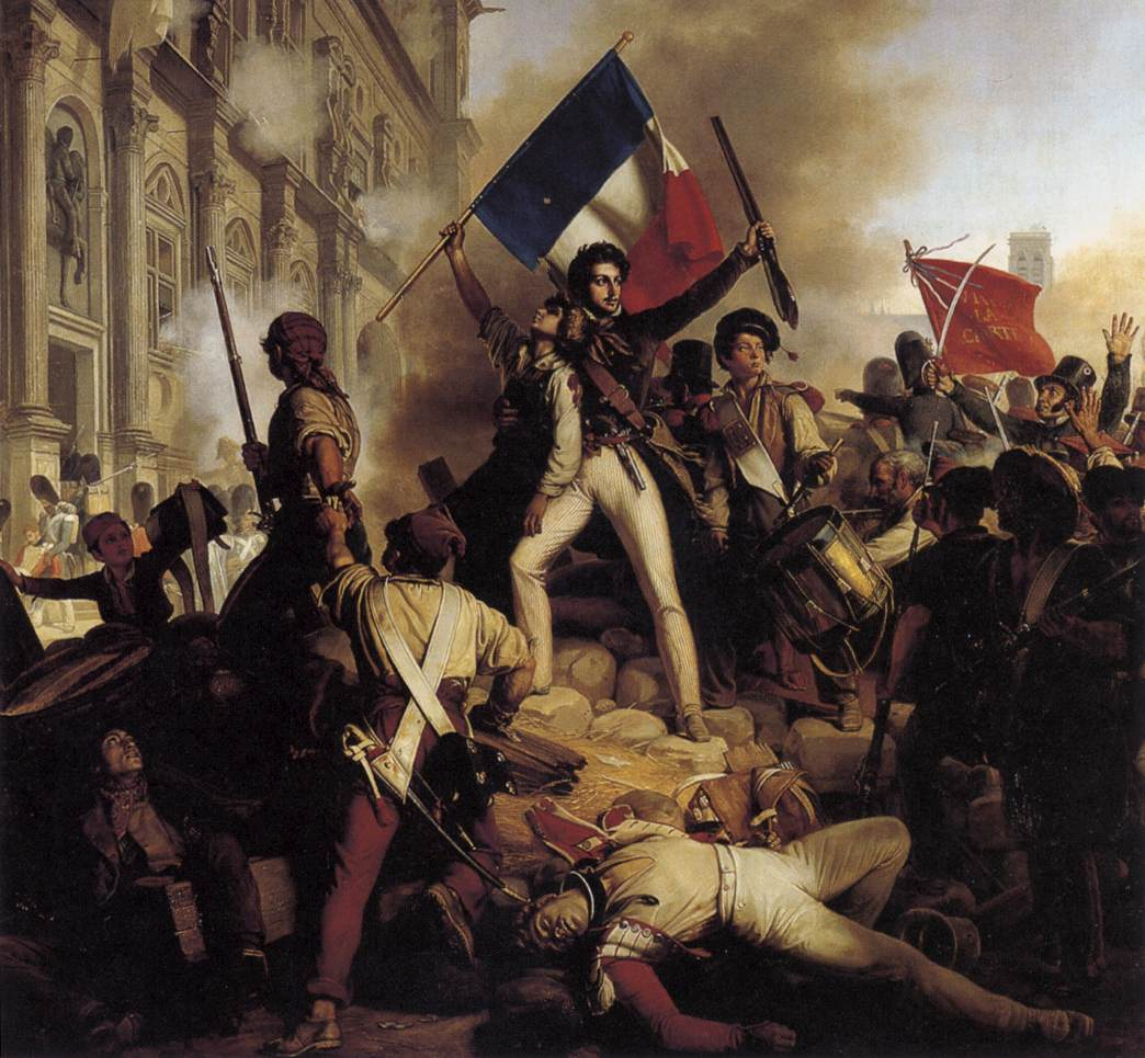 an analysis of the great changes which french revolution started in 18th century The 18th century, also referred to as revolution modern manufacturing began with steam war and the french revolution the 18th century also saw the spread.