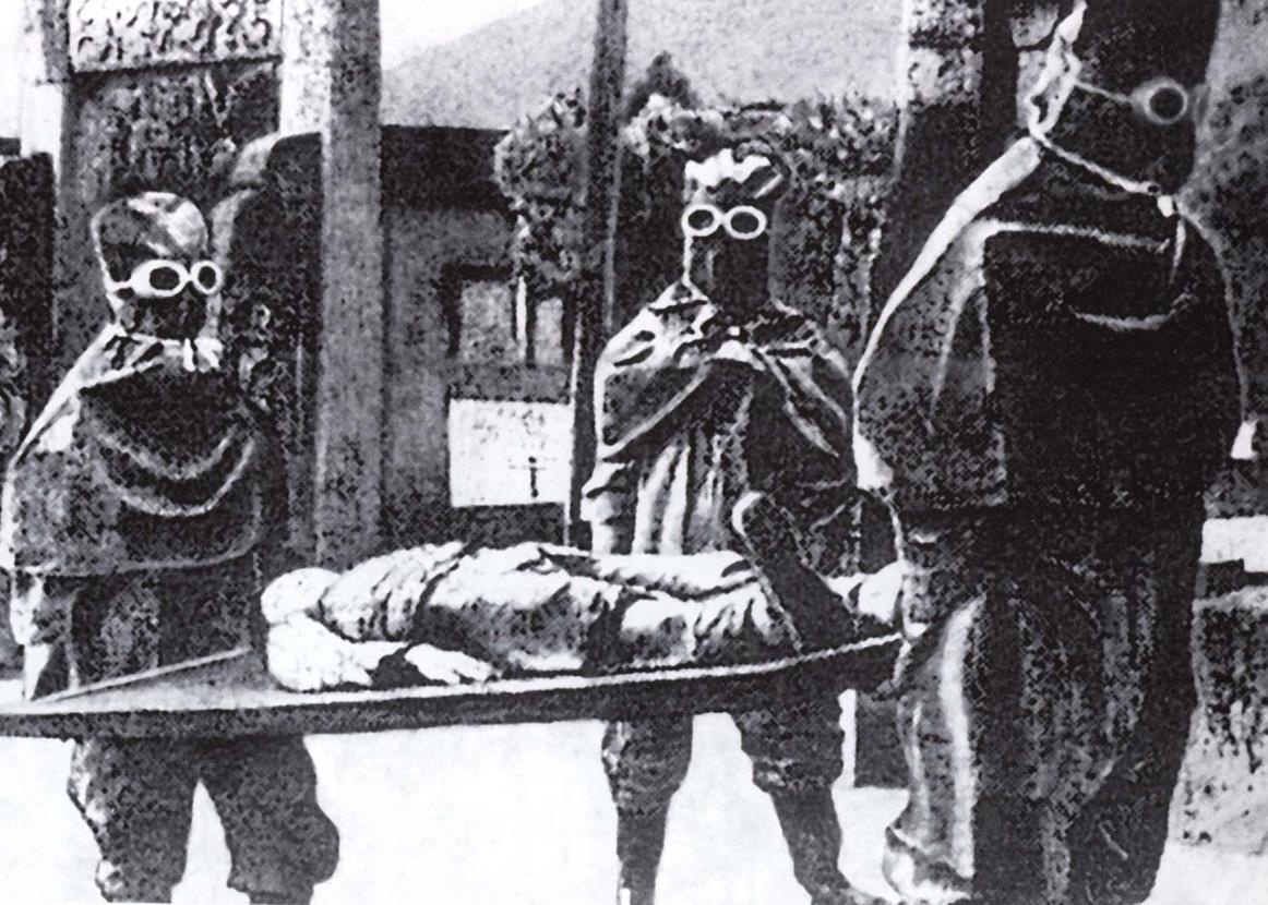 Эксперименты японцев над людьми видео — photo 13