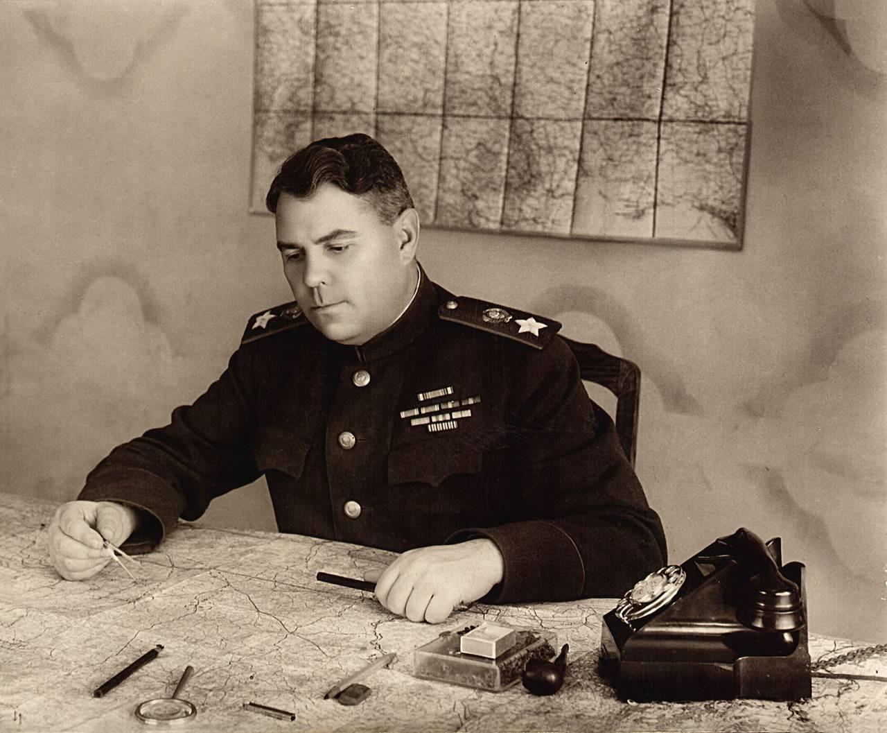 Советские командиры. Александр Михайлович Василевский