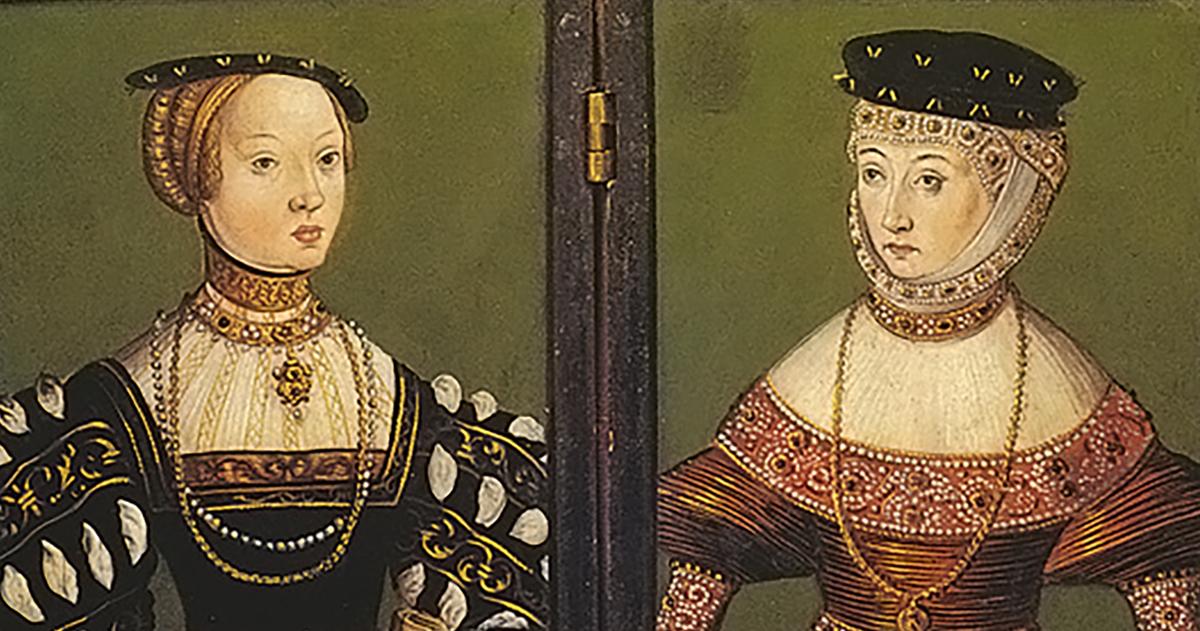 Феминистские законы XVI века
