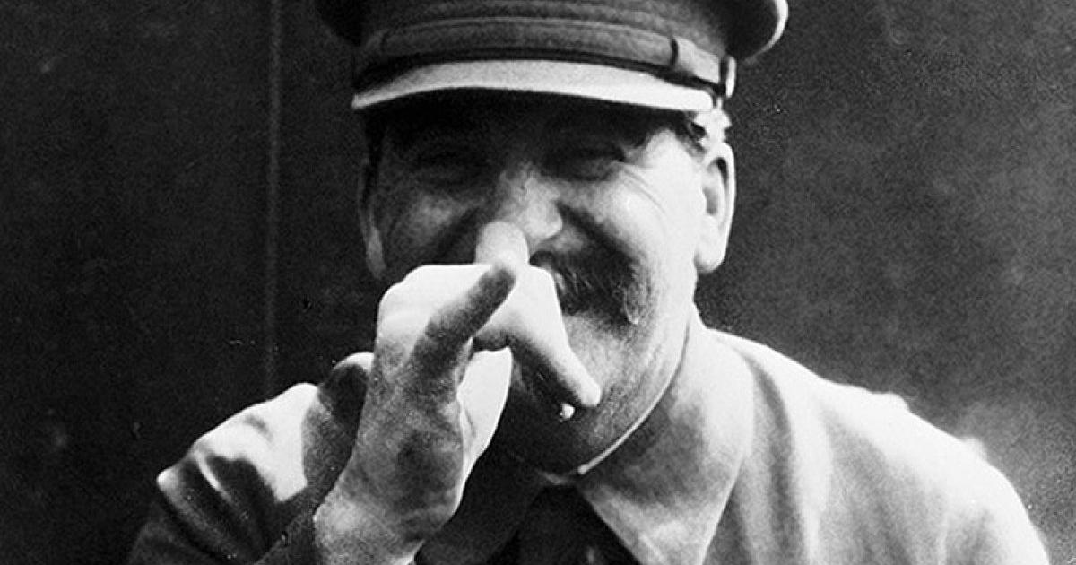 «Воскрес Ленин и звонит Сталину…»