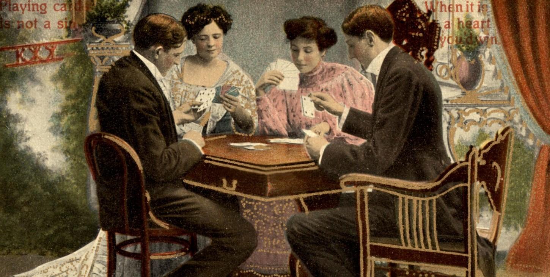 Игры в карты на жену фото 415-340