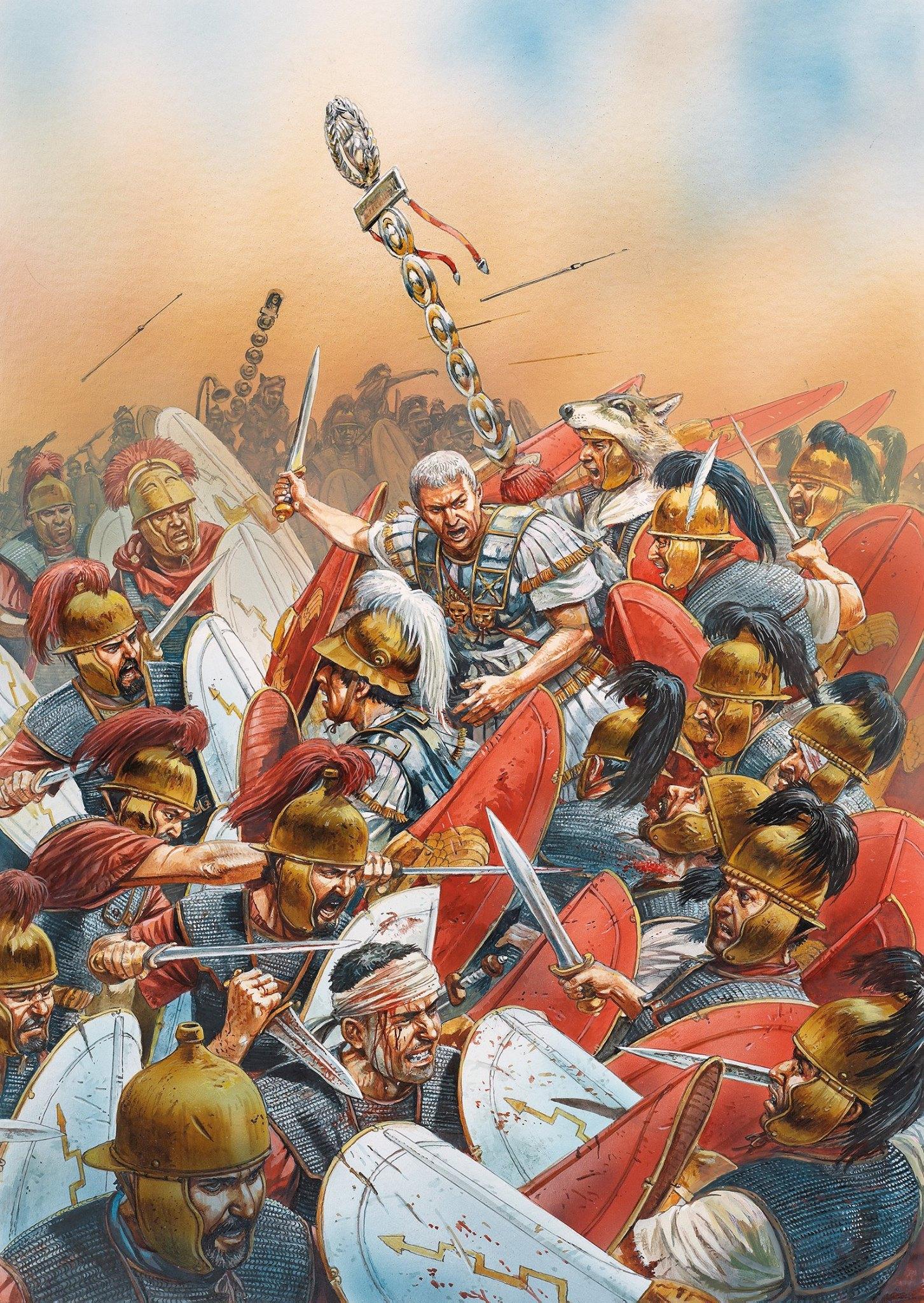 describing the leadership of augustus caesar in the ancient roman empire