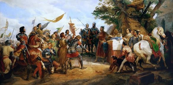 Картинки по запросу Битва при Бувине. Как король Иоанн стал Безземельным. фото
