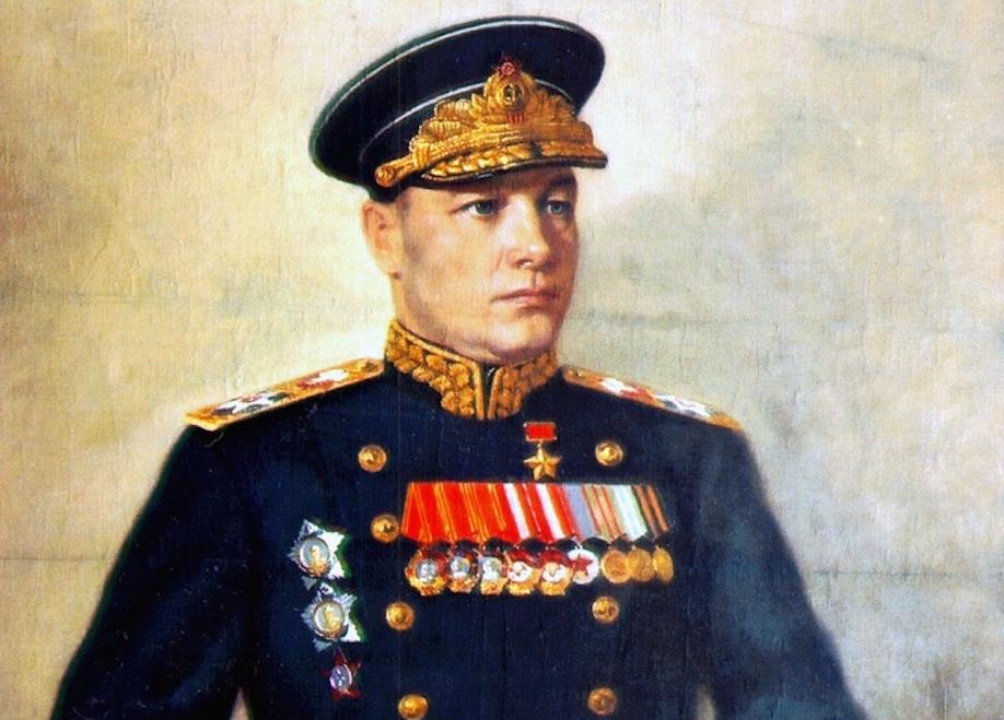 Адмирал флота советского союза н. г. кузнецов