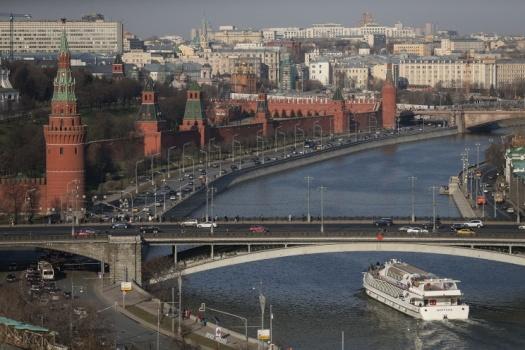 Московский Кремль теперь можно изучить с высоты птичьего полета