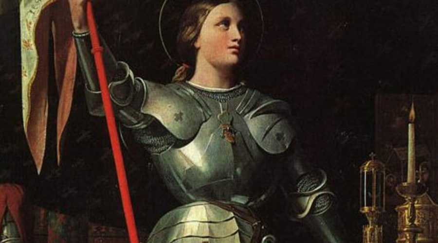 joan and the dauphin of france in shakespeares henry vi and the film joan of arc Joan of arc (french: jeanne d'arc [ʒan daʁk] 6 january c 1412 - 30 may 1431), nicknamed the maid of orléans (french: la pucelle d'orléans.