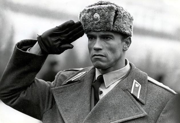 «Russki» Голливуд
