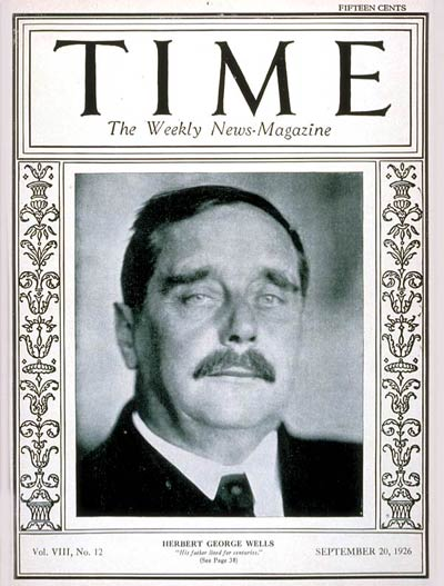 a biography of the life and times of herbert george wells