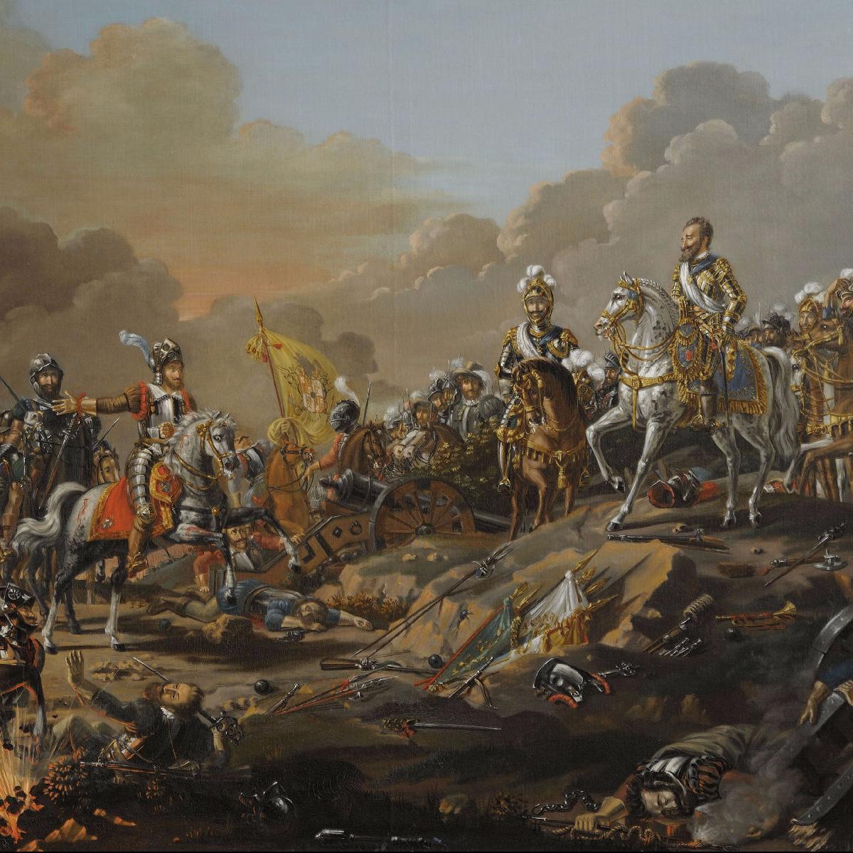Картинки по запросу Молодые годы герцога Генриха Наваррского Битва при Кутра стала одним из поворотных событий французской истории: встреча двух небольших армий повлияла на историю всей страны. Фото