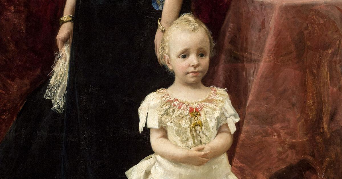 Монархи-младенцы