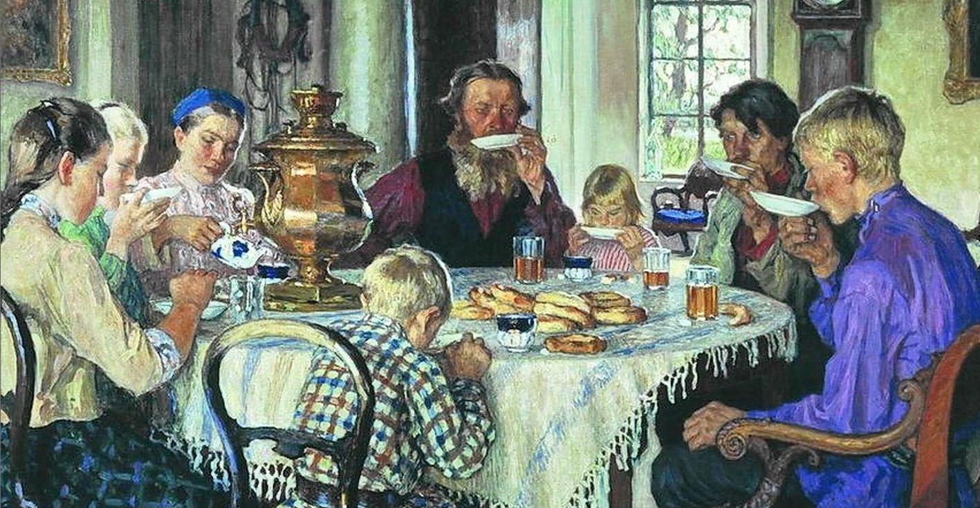 отметил, открытка ссср молодожены пьют чай гости полностью прочувствовали