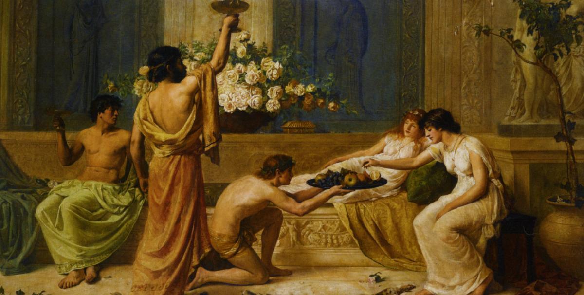 Любовные игры в древнем риме фото — img 8