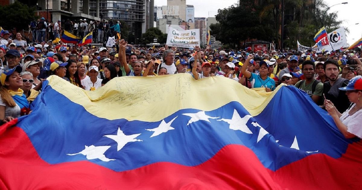 Хроника венесуэльского бомбардировщика