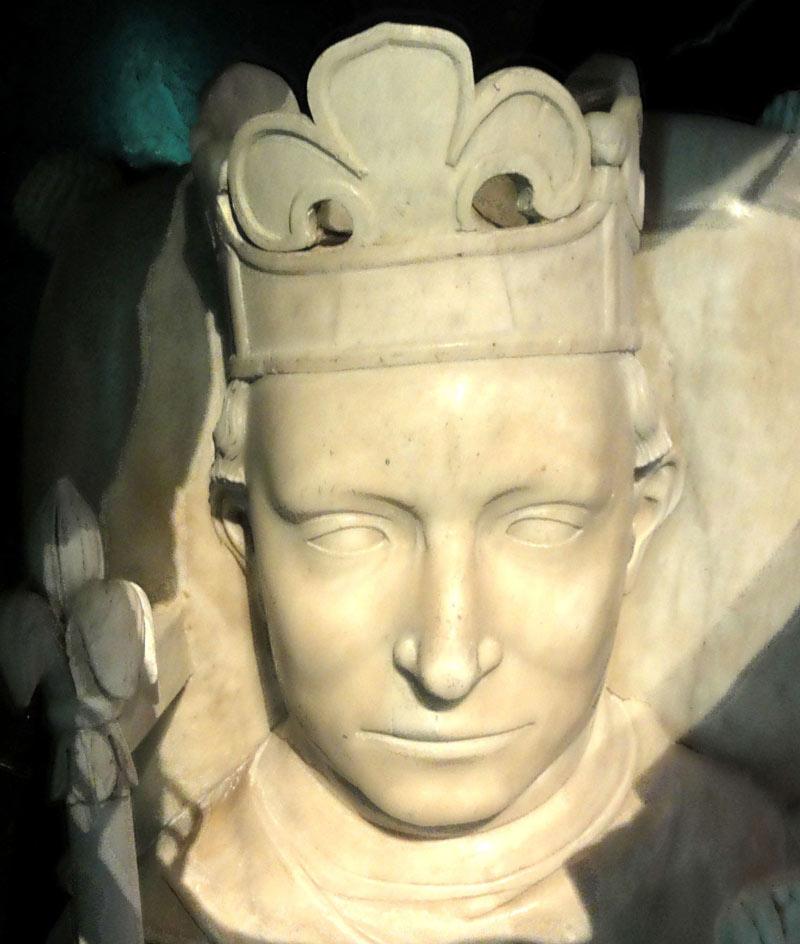 Карл VI Безумный.