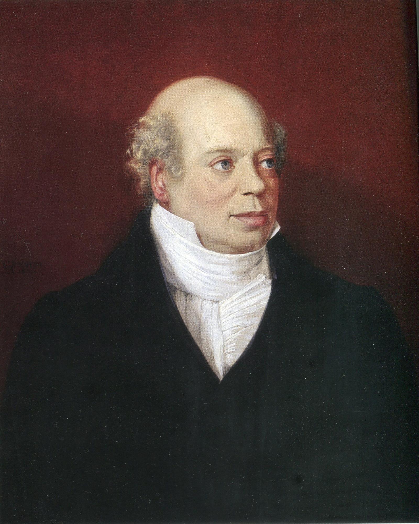 Натан Майер фон Ротшильд — основатель английский династии Ротшильдов.