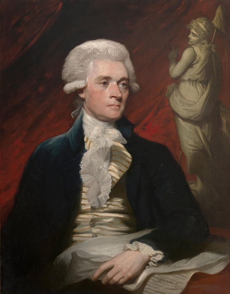 Томас Джефферсон. Источник: wikipedia.org