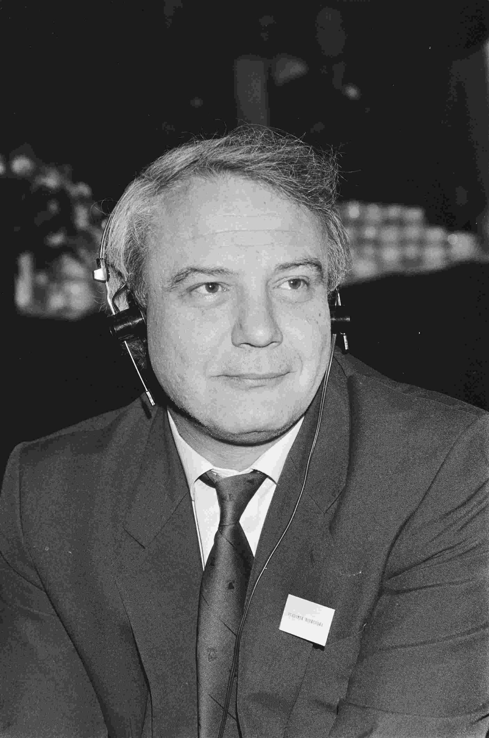 Владимир Буковский, ещё одна жертва карательной психиатрии.