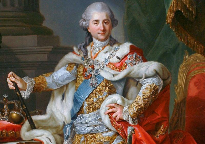 Станислав II Август Понятовский. Источник: ziemiapiotrkowska.com
