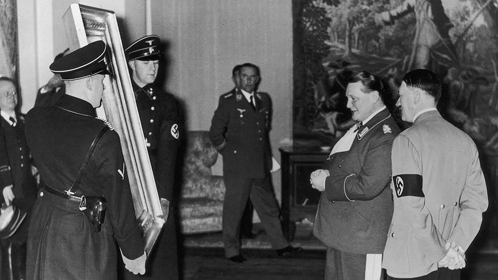 Геринг и Гитлер Источник: kommersant.ru