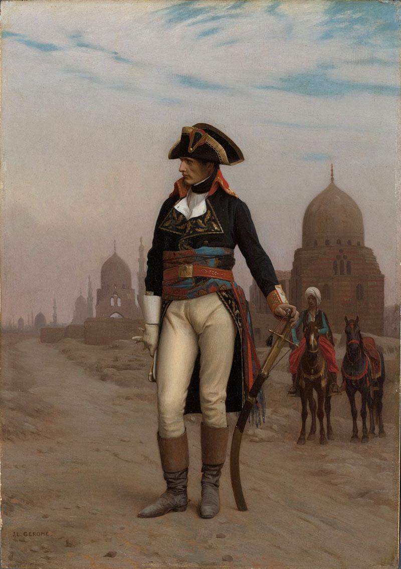 Генерал Бонапарт в Каире.