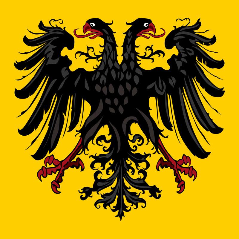 Герб Священной Римской империи.