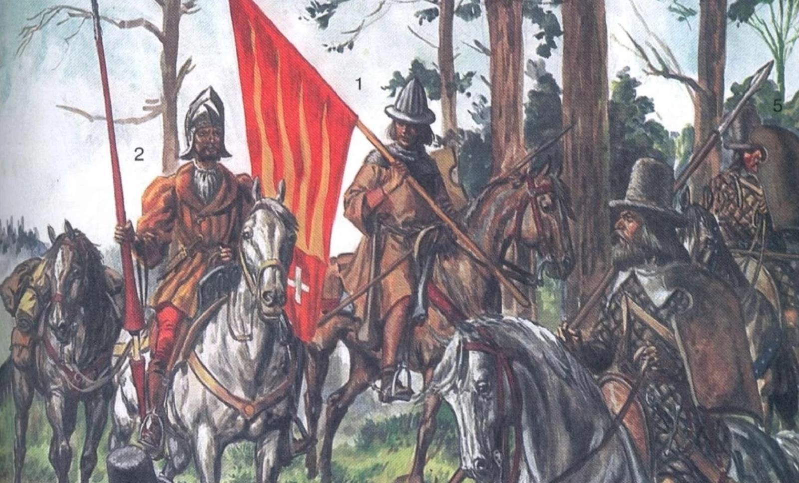 Балканский ужас Итальянских войн