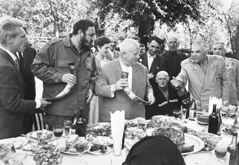 Жизнь Никиты Хрущёва на пенсии