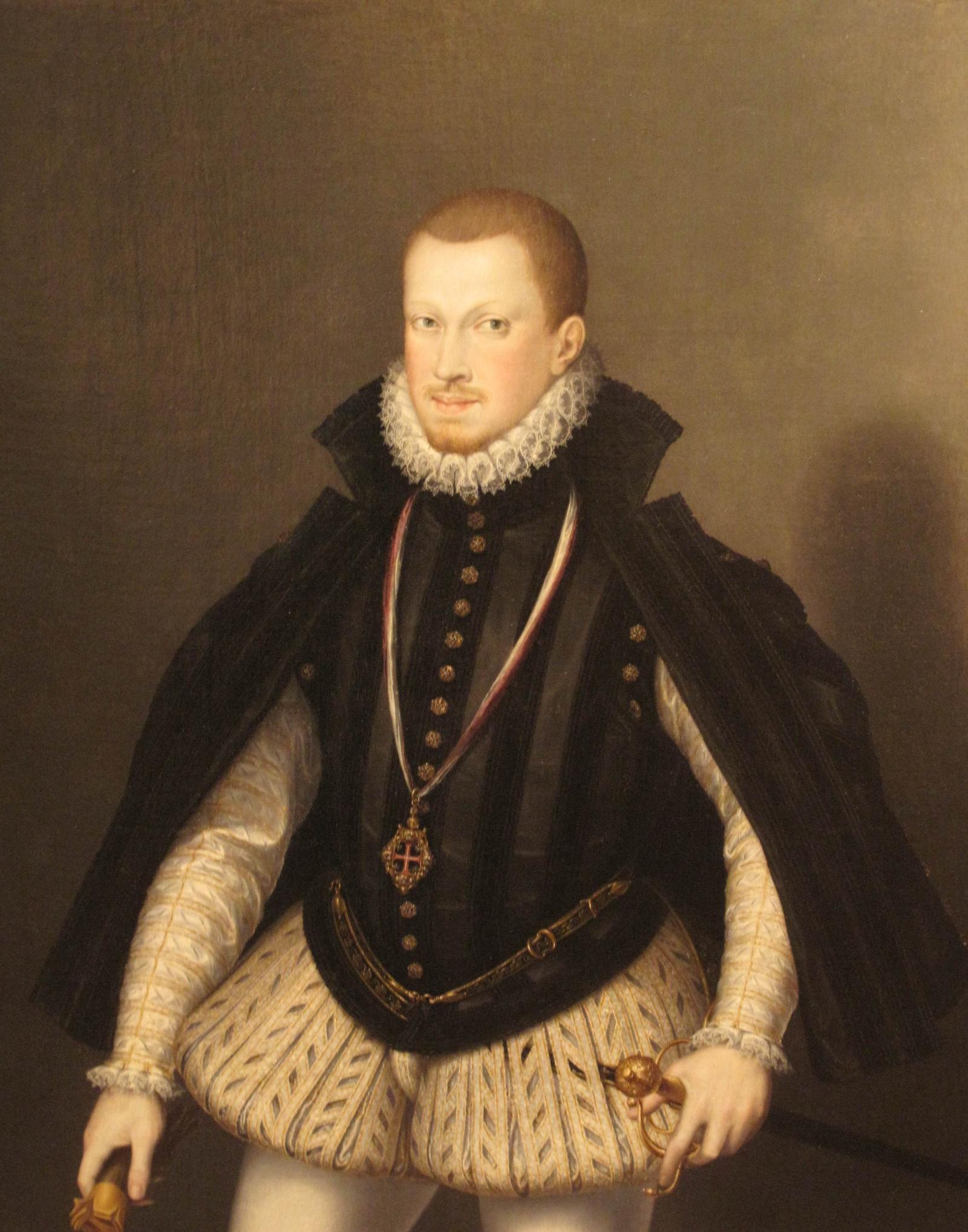 Себастьян I. Алонсо Санчес Коэльо, 1575.