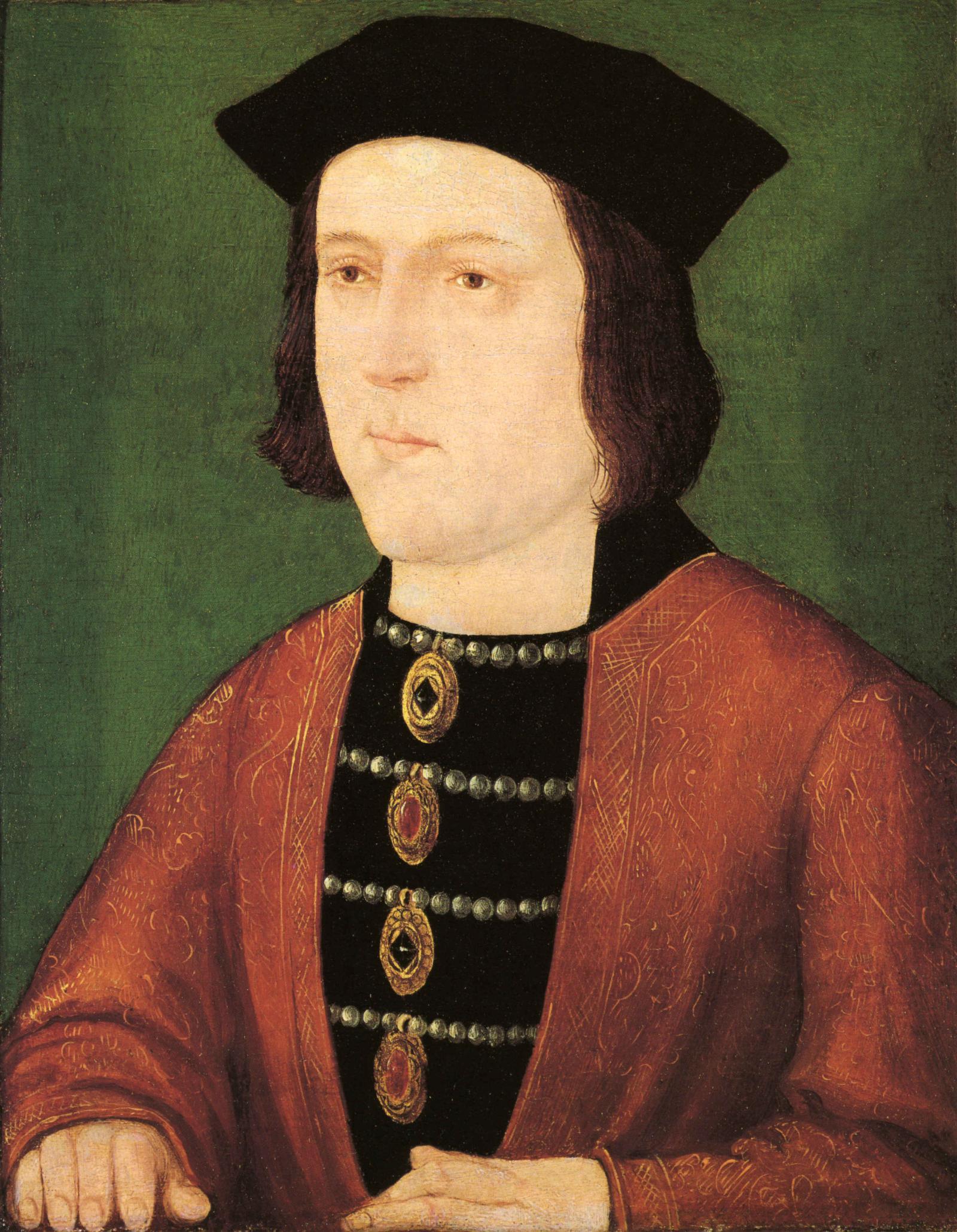 Эдуард IV. Источник: upload. wikimedia.org
