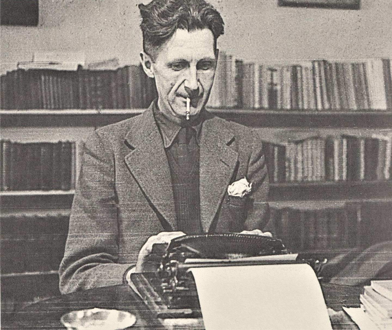 Джордж Оруэлл.
