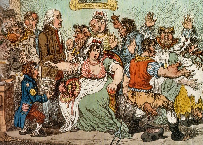 Восторг и сопротивление: первые вакцины