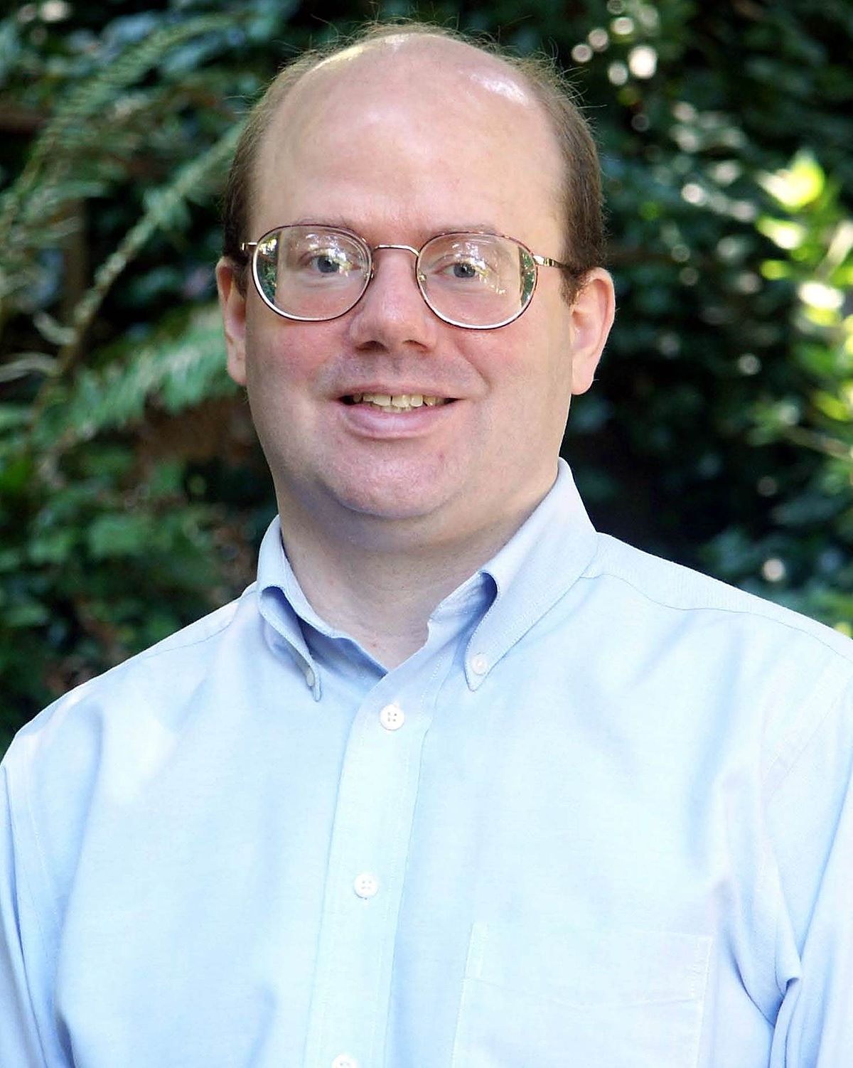 Ларри Сэнгер, бывший главный редактор Nupedia.