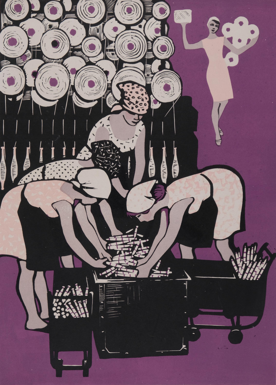 20 сентября открывается выставка о дизайне тканей в 1880-1980 годы