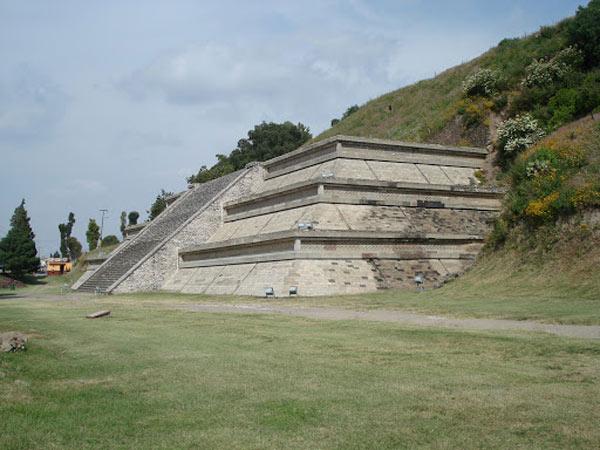 Пирамида в городе Чолула.