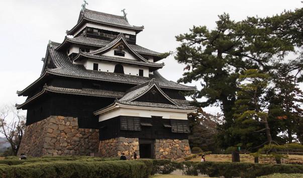 Замок Мацуэ.