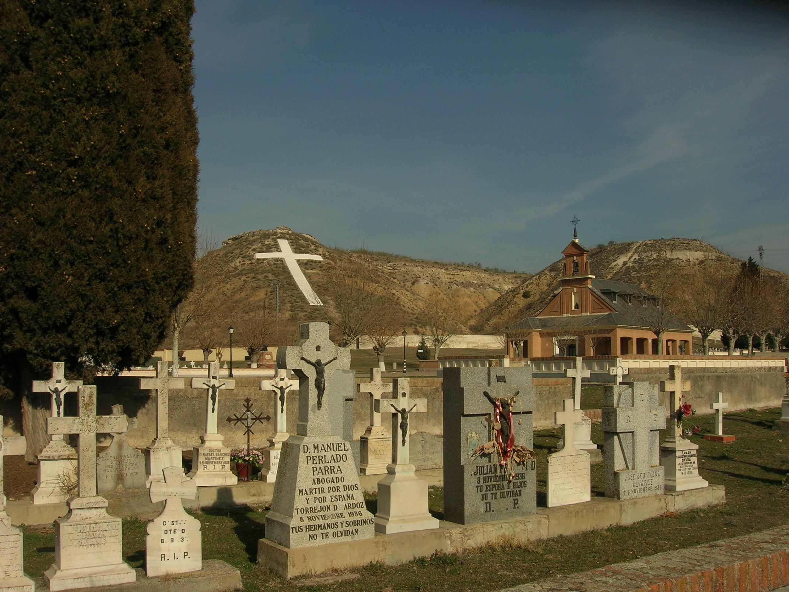 Мемориал в Паракуэльосе.