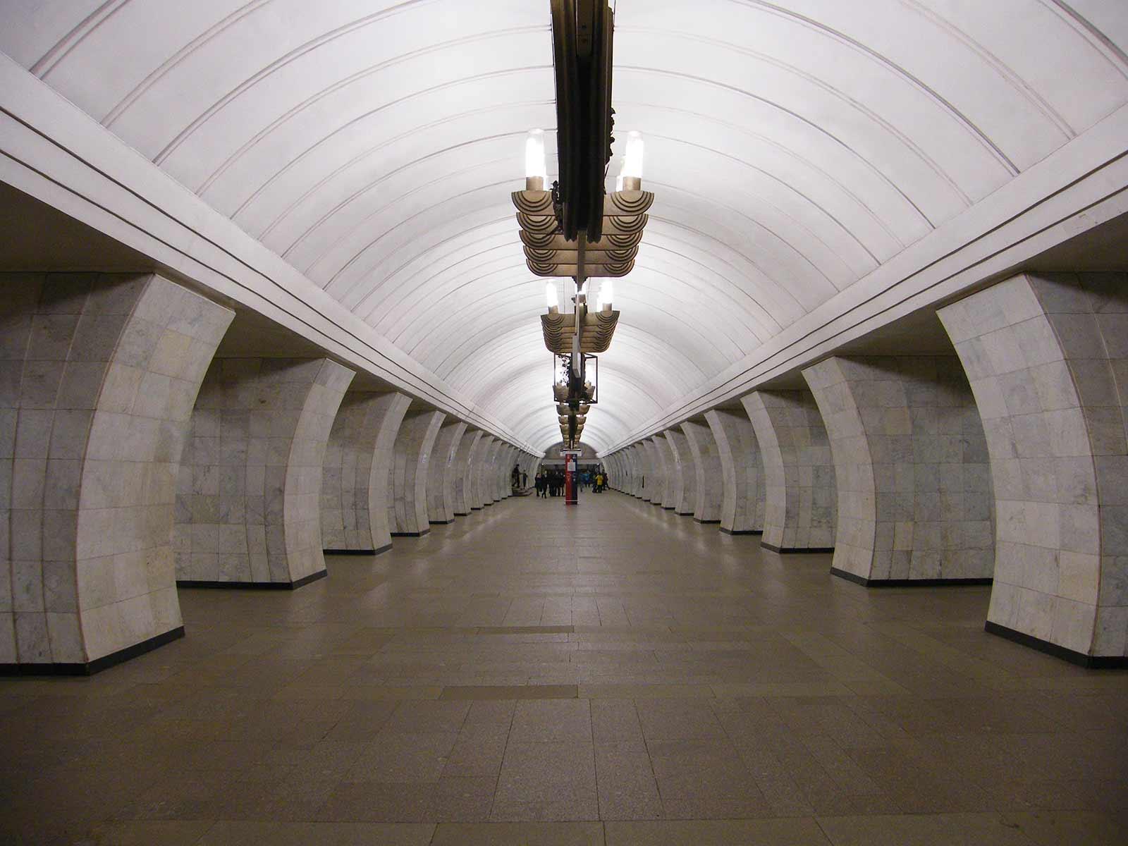 Станция метро чеховская на схеме