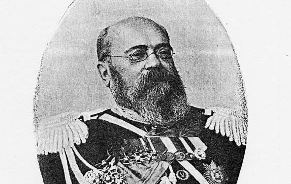 Генерал Александр Комаров.