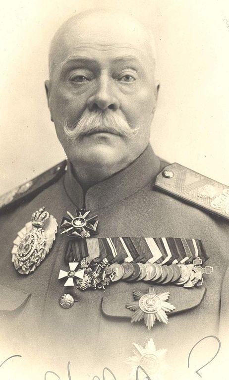 Александр Петрович Ольденбургский.