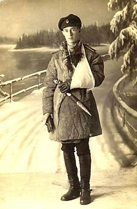 В. Ларионов.